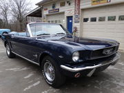 1966 Ford Mustang converitble
